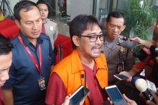 KPK Perpanjang Penahanan Choel Mallarangeng