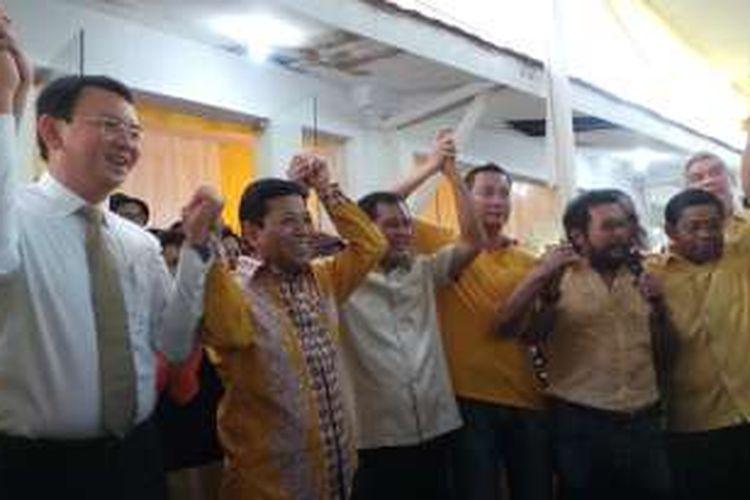 Dukungan Partai Golkar kepada Basuki atau Ahok pada Pilkada DKI Jakarta 2017