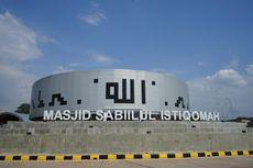 Jasa Marga Resmikan 12 Masjid Baru di