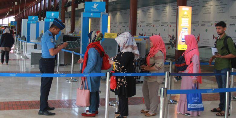 Daftar Lengkap Maskapai Di Terminal 2 Bandara Soekarno Hatta Halaman All Kompas Com