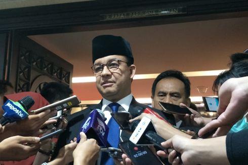 3 Rencana Anies Rombak Struktur Dinas di DKI...