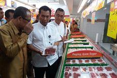 Staf Khusus  Mendag Pantau Harga Bangan Pangan di Kota Kupang
