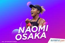 INFOGRAFIS: Perjalanan Naomi Osaka Menorehkan Sejarah...