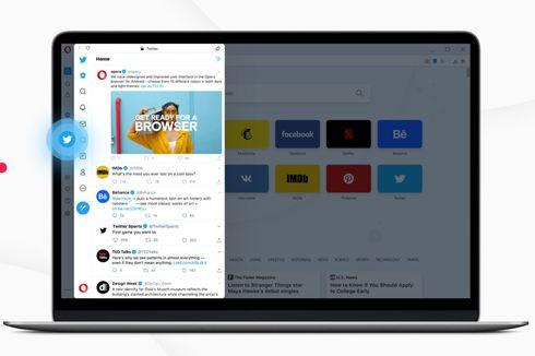 Browser Opera Kini Punya