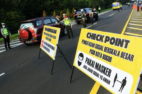 Pelanggar PSBB Kota Tangerang Akan Didenda Rp 100 Juta atau Penjara 1 Tahun