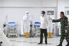 RS Darurat Wisma Atlet Rawat 523 Pasien Positif Covid-19