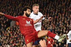 Jadwal Liga Inggris, Tottenham Vs Liverpool Jadi Laga Utama