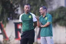 Persebaya Vs Arema FC, Dua Kunci Aji Santoso bersama Bajul Ijo