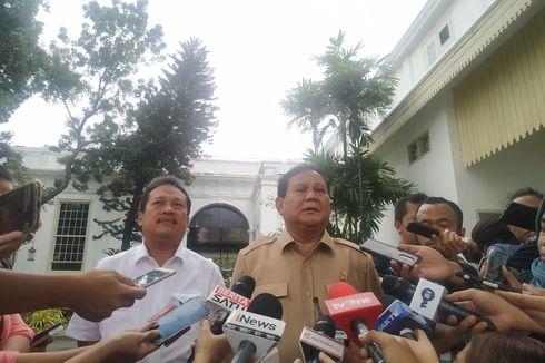 Ada Kasus Asabri, Prabowo Berusaha Tenangkan Prajurit dan Pensiunan TNI