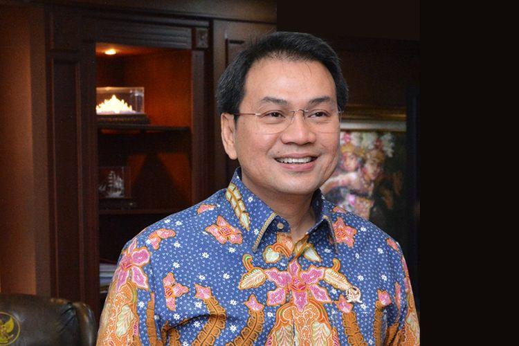 Wakil Ketua Dewan Perwakilan Rakyat (DPR) Republik Indonesia (RI) M. Azis Syamsuddin