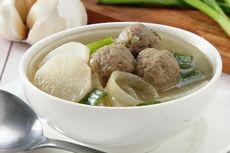 Resep Sop Lobak dengan Bola Daging, Makanan Bergizi untuk Imun Tubuh