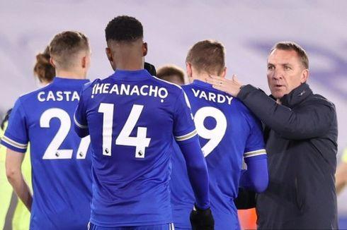 Klasemen Liga Inggris - Leicester City Kalah, 4 Besar Memanas