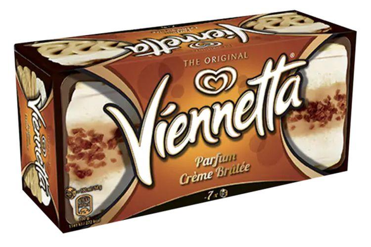 Viennetta Creme Brulee di Portugal