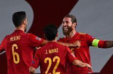 Ramos Tak Masuk Skuad Spanyol untuk Euro 2020, Enrique Beri Penjelasan