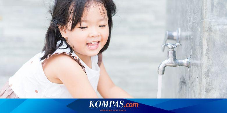 Cuci Tangan Cara Simpel Cegah Penyakit seperti Norovirus Penyebab Diare