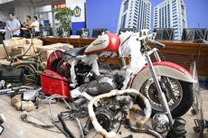 Soal Selundupan Harley Davidson, Kerugian hingga Pencopotan Dirut Garuda...