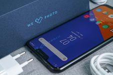 Membuka Kemasan Asus ZenFone 5