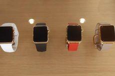 Jam Tangan Pintar Apple Kalahkan Fitbit dan Xiaomi