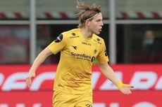 Terbang ke Italia, Jens Petter Hauge Sebentar Lagi Jadi Pemain AC Milan