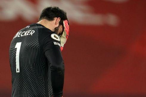 Hasil Liverpool Vs Fulham - Kalah Lagi, Krisis The Reds Tak Berujung