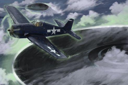 Hari Ini dalam Sejarah: Hilangnya 5 Pesawat Bomber Torpedo AS di Segitiga Bermuda