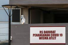 UPDATE 22 September: 4.156 Pasien Covid-19 Dirawat di RSD Wisma Atlet