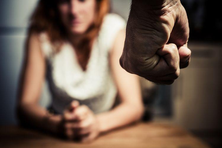 Ilustrasi kekerasan dalam hubungan