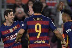 Tanpa Gol Trio MSN, Produktivitas Barcelona Terburuk di La Liga