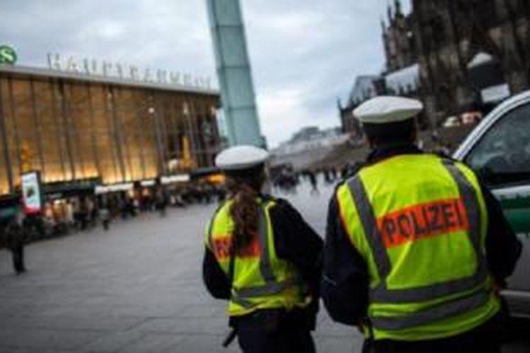 Kepolisian Cologne menerima 883 pengaduan terkait insiden pada malam Tahun Baru dan 497 di antaranya pengaduan penyerangan seksual.