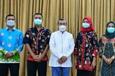 Hervy dan Dwita Wakili Riau, Terpilih sebagai Paskibraka Nasional, Ini Profilnya