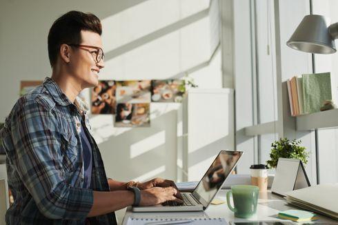 Pakai Sepatu hingga Istirahat, 7 Tips Produktif Kerja dari Rumah