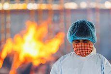 Negara Tetangga India Waspadai Sebaran Varian Baru Virus Corona