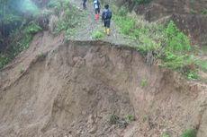 Longsor di Mamasa, 200 Kepala Keluarga di 3 Dusun Terisolasi