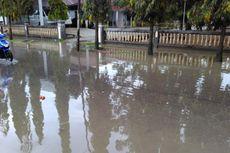 1.384 Warga Mengungsi akibat Banjir di Aceh Utara