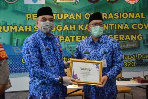 Kasus Corona Menurun, Pemkab Tangerang Tutup RSK Griya Anabatic