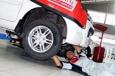 Aktivitas Bengkel Daihatsu Naik 56 Persen
