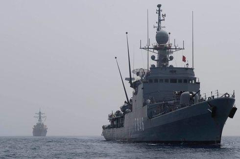Armada Kapal Perang AS di Teluk Telah Berada dalam Jangkauan Rudal Iran