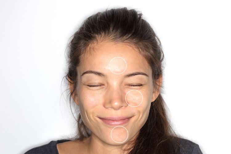 Ilustrasi kulit kombinasi