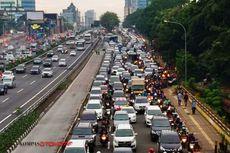 Dishub DKI: Jumlah Kendaraan di Jalanan Jakarta Mendekati Sebelum Covid-19