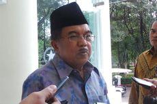 Wapres Jusuf Kalla Singgung Jauhnya Rapat ke Istana Bogor