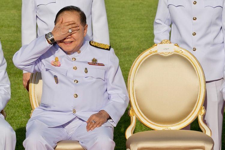 Wakil PM Thailand Prawit Wongsuwan tengah menjadi sorotan karena koleksi jam tangan mewahnya.