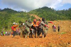 UPDATE: Per Minggu, Jumlah Korban Meninggal Longsor Sukabumi 31 Orang