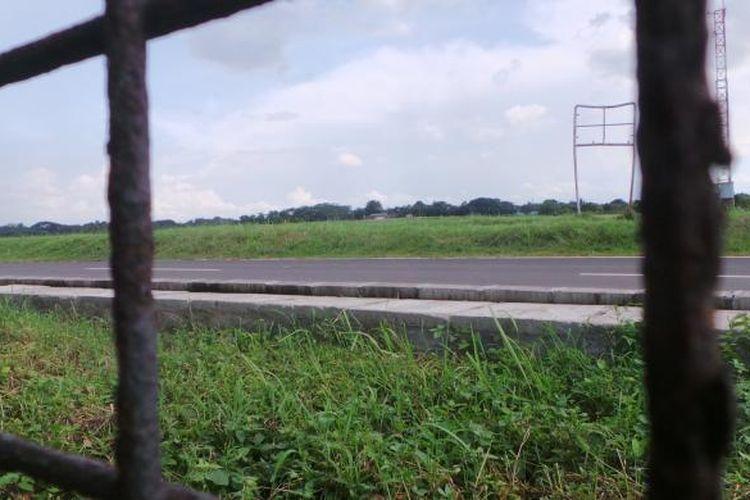 Ilustrasi landasan pacu