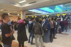 Tiket Pesawat Mahal, Jumlah Pemudik di Bandara Internasional Lombok Turun 22 Persen