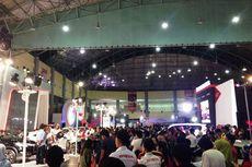 Motor Kustom Jokowi dan Gibran Dipamerkan ke Makassar