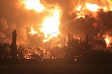 Massive Blast Occurs at Indonesia's West Java Oil Refinery