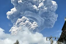 Fluktuasi Letusan dan Meneropong Isi Tubuh Gunung Sinabung