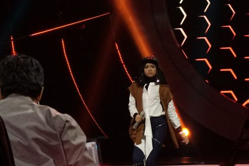Penampilan Swag Ayu Tuai Pujian dari Dewan Juri Indonesian Idol