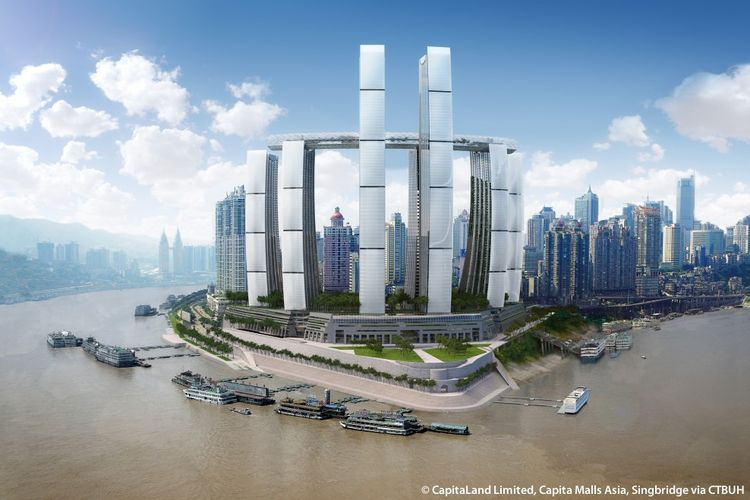 Raffles City Chongqing Complex