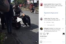 Biker Skutik Knalpot Racing Dihukum, Ingat Aturan Kebisingan Suara